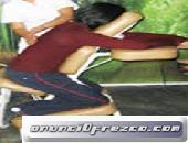 Masaje Terapeutico de Cuello y Espalda en Silla Reiky
