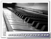 clases de piano - escuela de música Naranja Blanca