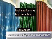 PARAL METALICO,ANDAMIO COLGANTE Y TUBULAR