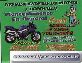 montallantas y mecanica de motos a domicilio en bucaramanga franki 3193370502
