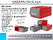 Caja Modular Grande Ref Gc06 Moduplastic