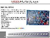 Tablero Porta Herramientas Moduplastic Ref. Tbl Tipo - A