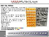 Tablero Con Gavetas Moduplastic Ref Tbl- G