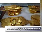Venta de oro en polvo