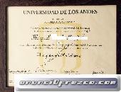 VENTA TITULOS PROFESIONALES EN COLOMBIA ORIGINALES