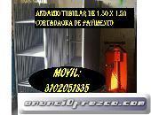 ANDAMIO TUBULAR, CERCHA METALICA