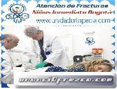 Atencion de Fracturas Inmediatas Bogota