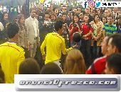 FREESTYLE FUTBOL BOGOTA - SHOWS