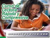 CURSO DE LECTURA RAPIDA Y COMPRENSION LECTORA