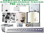 SERVICIO TECNICO ESPECIALIZADOS DE CALENTADORES HACEB TEL 3975570 4