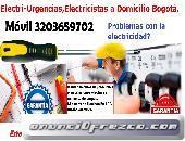 Electricistas a Domicilio