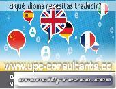 TRADUCCIONES OFICIALES Y TÉCNICAS REALIZADAS POR PROFESIONALES