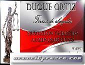 DERECHO ADMINISTRATIVO, ABOGADOS EXPERTOS MANIZALES