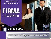 despacho de abogados derecho penal
