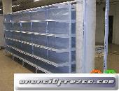 gondolas y estanterias metalicas para supermercados colombia