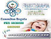 Consulta Fisioterapia Infantil Bogota
