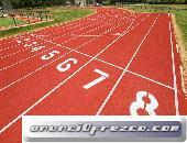 construccion de  pistas atleticas,constructora de pistas atleticas