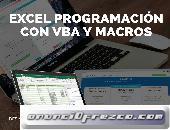 Excel - Programacion VBA con Macros