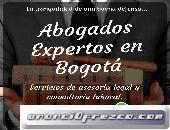 Abogados Expertos en Bogotá