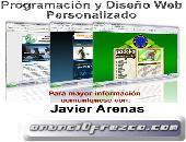 Diseñador Web y Programador  Web