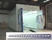 fabricacion de cabinas de pintura,cabinas de pintura