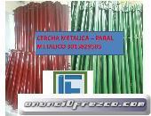 paral metalico largo  nuevo y usado