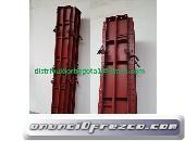 formaleta metalica muros y columna