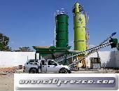 Fabricamos plantas dosificadoras, silos