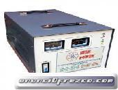 venta y fabricacion estabilizadores,reguladores de voltaje