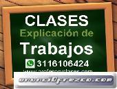 Profesor particular Contabilidad en Medellin a domicilio Finanzas Excel Estadistica Clases particula