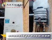 Servicio Tecnico Especializado de Calentadores Bogota