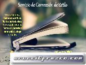 SERVICIO DE CORRECCIÓN DE TEXTOS EN ESPAÑOL