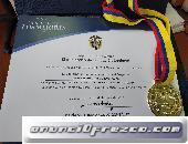 Diploma Universitario Solucionado!