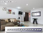 Código AP43(Poblado) Apartamento Amoblado En alquiler