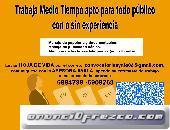 URGENTE SOLICITAMOS ASISTENTES Y/O ASESORES SIN EXPERIENCIA