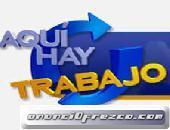 OPORTUNIDAD DE TRABAJO (horarios flexibles)