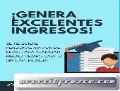 GENERA EXCELENTES INGRESOS YA!!!