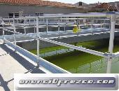 Barandas modulares para azoteas