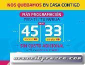 DirecTV desde $0 peso en suscripción de tv+internet