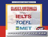 Preparación IELTS - TOEFL y nivelaciones de inglés.