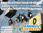 CURSO DE ALTURAS TODOS LOS NIVELES