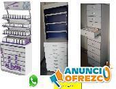 Muebles para medicamentos de control.