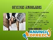 OFICINAS AMOBLADAS DESDE $300.000 MENSUALES