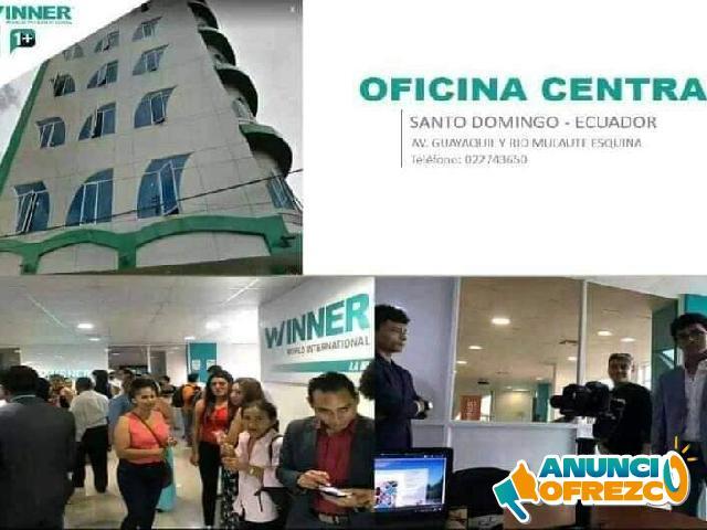 Promotor Winner UNOMAS, posibilidad de ingresos directos y multinivel
