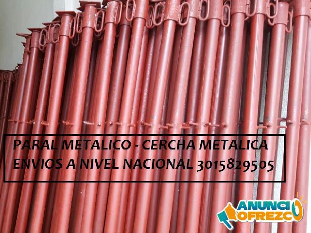 CERCHA METALICA DE SEGUNDA - TACOS METALICOS
