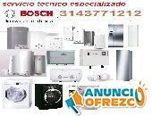servicio tecnico especializado de calentadores bosch tel 3143771212
