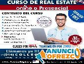 Curso de Real Estate Online