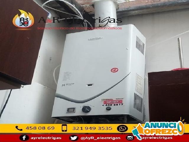 Servicio Tecnico  y Reparacion de Calentadores Cimsa