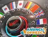 Ofrezco mis servicios de traducción inglés-español-inglés