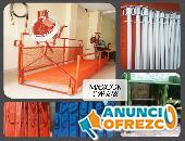 ANDAMIO COLGANTE, ANDAMIO TUBULAR DE 1.50 PARA CONTRUCCION